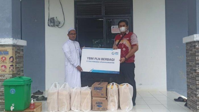 PLN UP2B Kalimantan Salurkan Bantuan ke Sekolah dan Ponpes di Kalsel - ybm-pln-up2b-kalimantan-yuag.jpg
