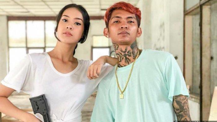 Kasih Kode, Anya Geraldine Kenakan Busana Pengantin Adat Bali