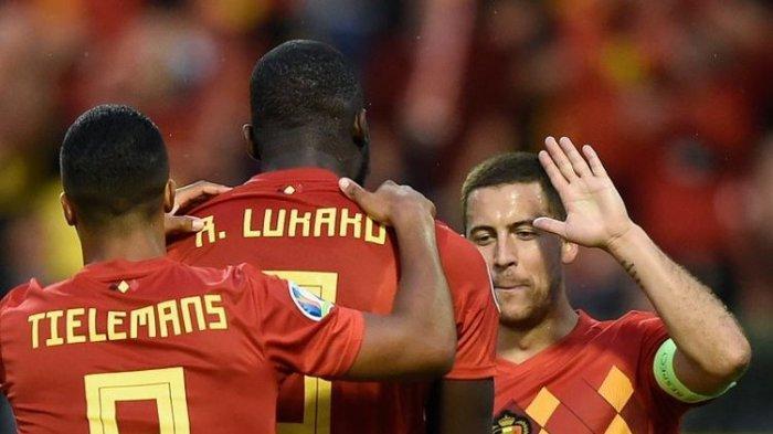 Preview & Link Live Streaming Belgia vs Rusia Siaran Langsung RCTI, Tekanan Bagi Tim Terbaik Dunia