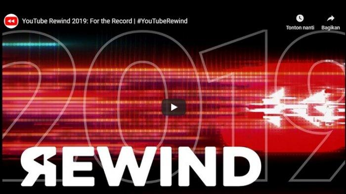 Ini 10 Video YouTube Paling Disukai di Seluruh Dunia, Kilas Balik Sepanjang 2019