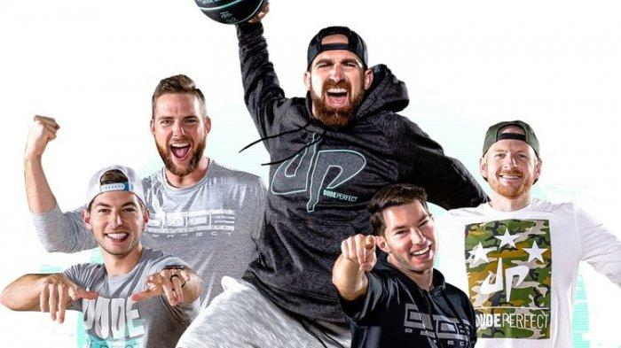 YouTuber Dude Perfect