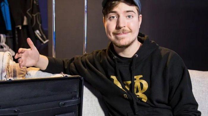 YouTuber Jimmy Donaldson