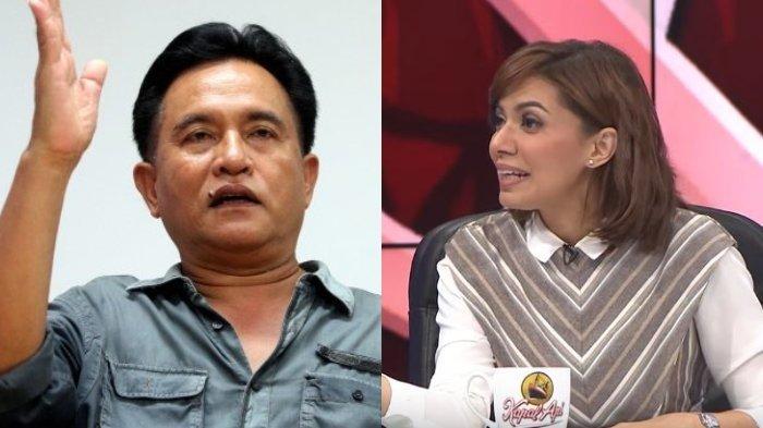 Adu Mulut Yusril dan Najwa Shihab karena Mencecar HTI Soal Sumber Dana, Yusril Balik Tanya Begini