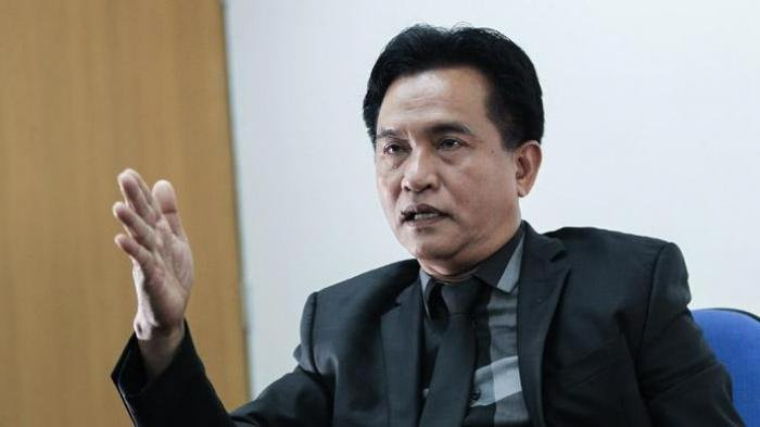 Gagal jadi Menteri dan Wamen Jokowi, Yusril Lapang Dada, Ingatkan Soal Pembenahan Hukum