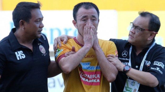 Jelang Liga 2 2019 - Yuu Hyun-koo Hengkang dari Sriwijaya FC Setelah Gagal Jadi WNI