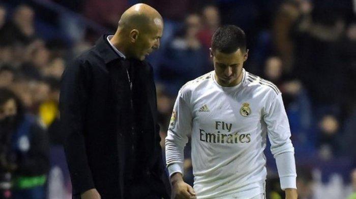 Harapan Zidane Jelang Liga Champions, Ini Live Streaming Monchengladbach vs Real Madrid di SCTV