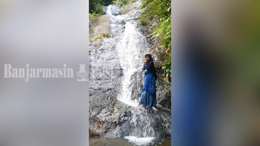 Menuju Air Terjun Rampah Ginatu Harus Lewati Gunung Dan Perkebunan Dengan Jalan Kaki Banjarmasin Post
