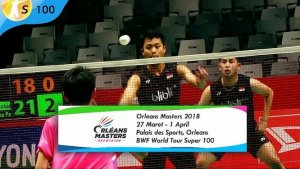 Link Nonton Streaming Badminton Orleans Masters 2021 Live ...