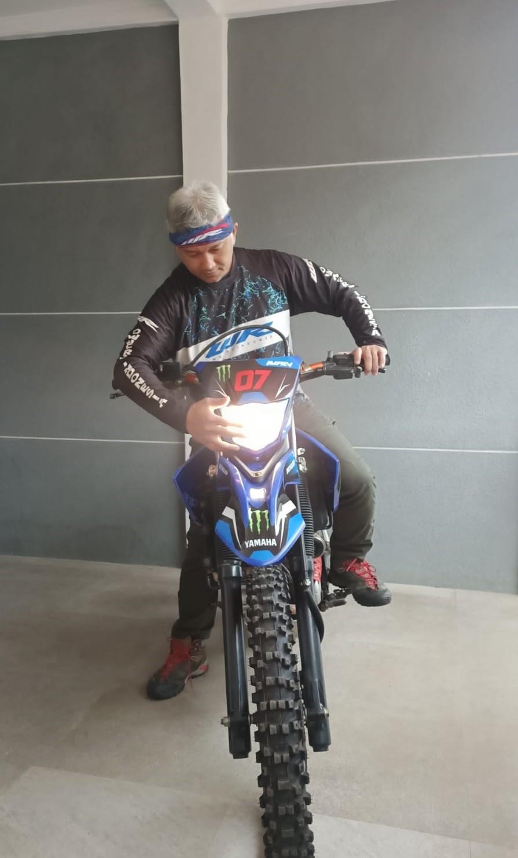 Iman Muwardi, Ketua Umum WR Owners Indonesia (WOI)