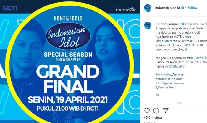 Grand Final Indonesian Idol 2021