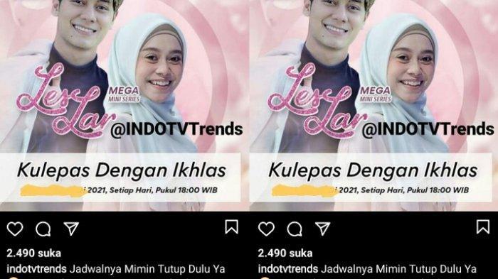 Mini seri Lesty Kejora dan Rizky Billar segera tayang di Indosiar