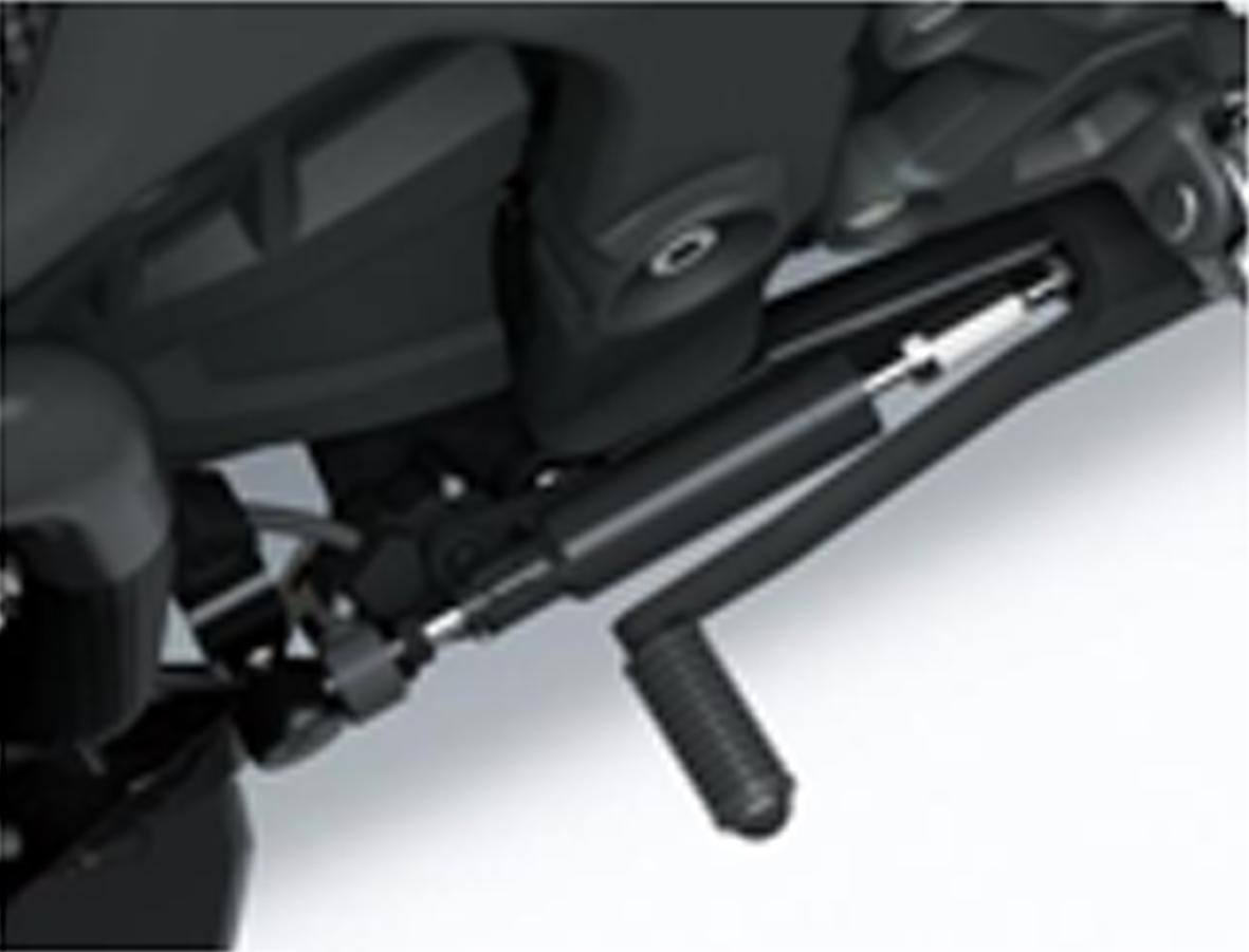 Mesin Kawasaki Ninja ZX25R.