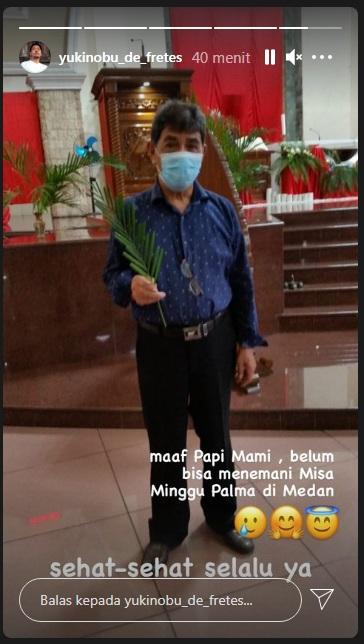 Permintaan maaf Nobu ke Orangtua di Medan