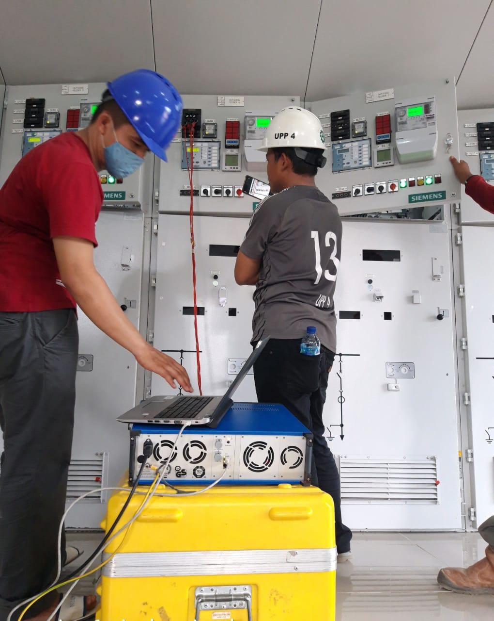 Sistem Kelistrikan Barito memiliki surplus/cadangan daya sebesar 113.4 Mega Watt (MW) dengan daya mampu sebesar 836.8 MW dan beban puncak sebesar 723.4 MW.