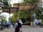 Kritik Retribusi Parkir Portal Elektronik di Pasar Keramat Tanpa Struk, Warga Khawatir Ada Kebocoran