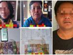 Terlibat Judi Online, Tiga Pria Tabalong Kalsel Diamankan Polisi