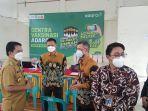 Gelar Vaksinasi Gratis, PT Adaro Indonesia Beri 4.500 Vaksin untuk Balangan