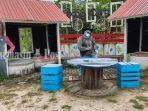 wisata-kalsel-pengunjung-bergaya-ala-cowboy-di-danau-biru-banjarbaru-minggu-22082021.jpg