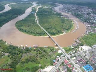 Susur Sungai Kahayan Andalan Wisata Palangkaraya Banjarmasin Post