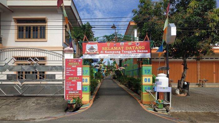 Berawal dari Ide ini, Pada 2017 Berdiri Kampung Pejabat di Kota Banjarbaru