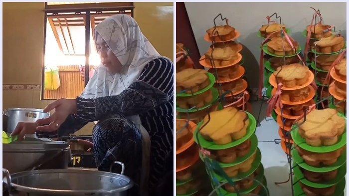 Tak Hanya saat Ramadan, Hari Biasa pun Ada Saja yang Pesan Kue Marni di Kapuas