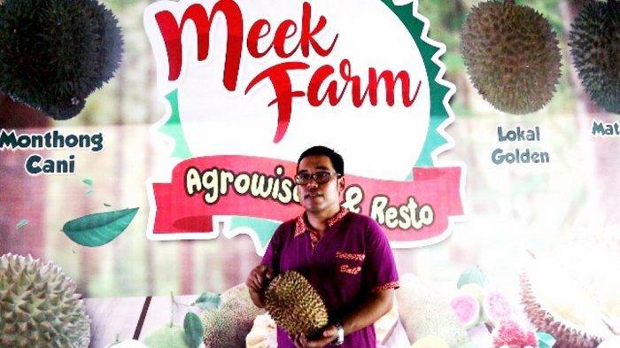 Meek Farm Banjarbaru, Agrowisata yang Pas untuk Pemburu Durian