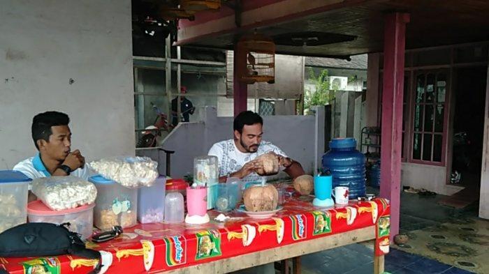 Kuliner Kalsel, Pengunjung Dari Serongga Kotabaru, Selalu Sempatkan Mampir