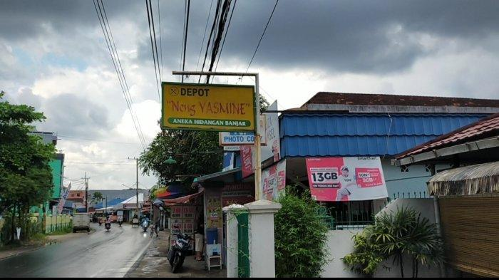 Sampai di Banjarmasin Kalsel, Coba Berbagai Masakan Banjar di Depot Neng Yasmin