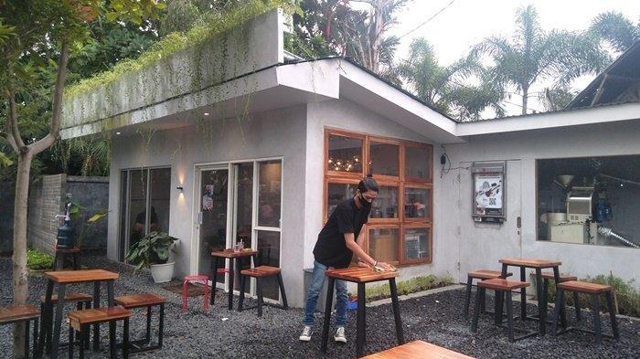 Tempat Nongkrong di Banjarmasin Ini Kembali Buka, Hello Coffee Terapkan Protokol Kesehatan