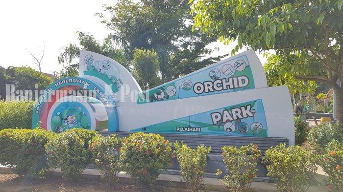 VIDEO Wisata Kalsel, Pesona Orchid Park Pelaihari, Bertabur Anggrek Hingga Aneka Tanaman Peneduh