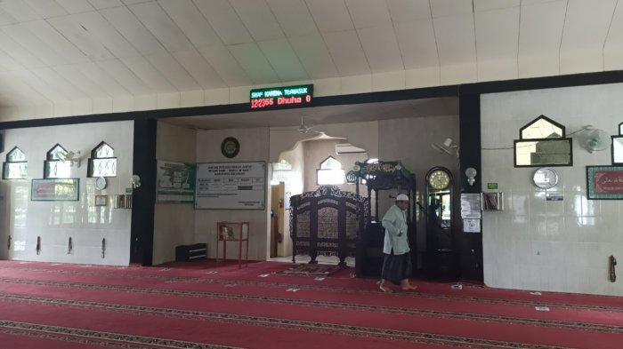 Wisata Kalsel, Pembangunan Masjid Yampi di Paringin, Pengelola Dapat Tanah Hibah Seluas 40 M x 40 M