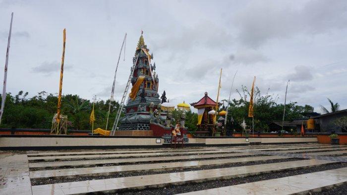 Wisata Kalsel  Berikut Perayaan Dalam Setahun di Pura Jagat Natha Widya Natha
