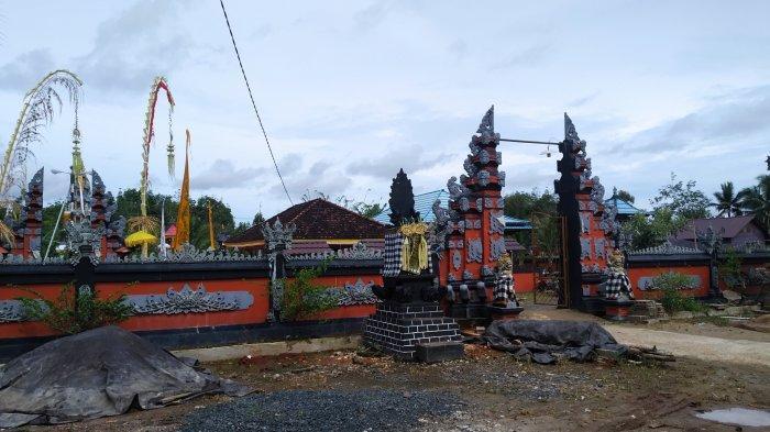 VIDEO Berkunjung ke Pura Jagat Natha Widya Natha Peribadatan Umat Hindu Terbesar di Batola