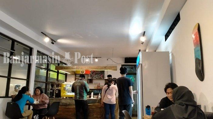 VIDEO King Play Burger, Tempat Nongkrong Baru di Banjarbaru yang Modifikasi Rumah Hunian