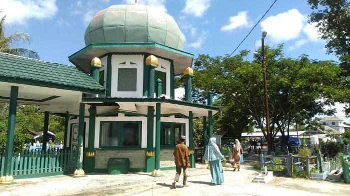 Kubah Pagatan di Kabupaten Tanahbumbu Kalsel, Makam Syekh Mufti Muhammad Arsyad