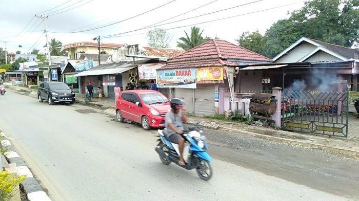 Kuliner Kalsel, Nikmatnya Wisata Kuliner Kelapa Bakar Plajau Tanbu