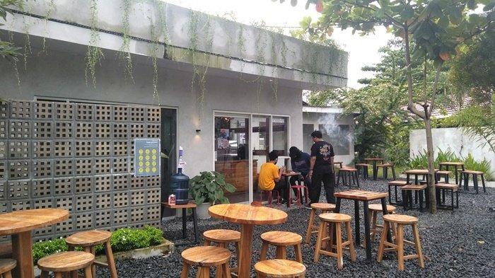 Mudah Dijangkau, di Banjarmasin Hello Coffee Jadi Tempat Favorit Nongkrong Estetik