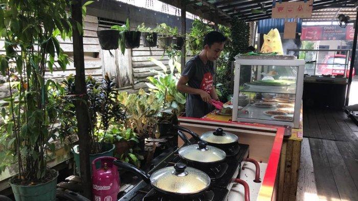 Destinasi Wisata Kuliner Jukung Julak, Ikan Lais dan Pipih Favorit Pengunjung