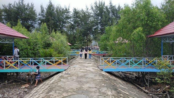 VIDEO Mengunjungi Eloknya Wisata Sungai Bakau Seruyan