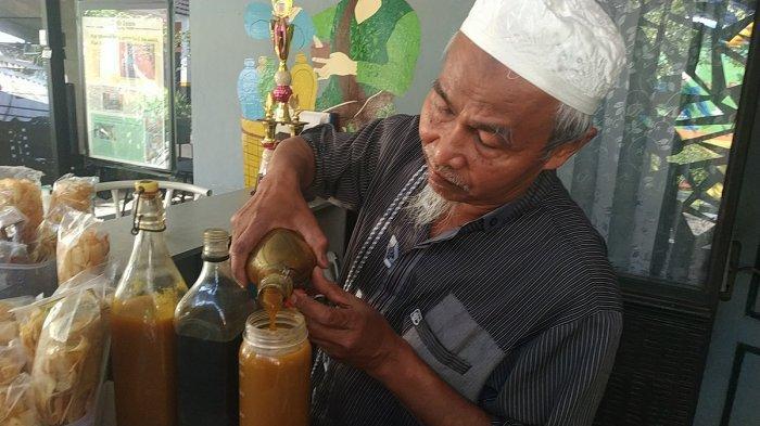 Jamu Seduh Kampung Pejabat Banjarbaru Lebih Disukai Dibanding Jamu Kemasan
