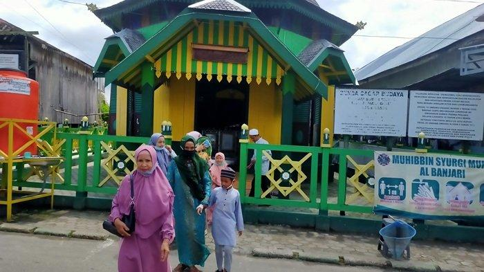 Wisata Kalsel Makam Syekh Jamaluddin Al-Banjari di Sungai Jingah Banjarmasin, Diusulkan Cagar Budaya