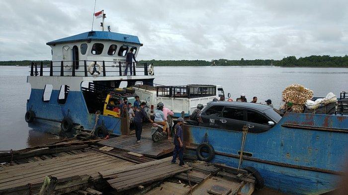 VIDEO Wisata Kalteng, Menelusuri Pulau Ditengah Sungai Kahayan Pulangpisau