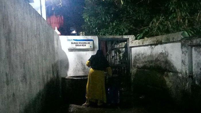 Air Bisa Langsung Diminum! Sumur Tua Ada Sejak Zaman Jepang di Kota Martapura Bertahan Hingga Kini