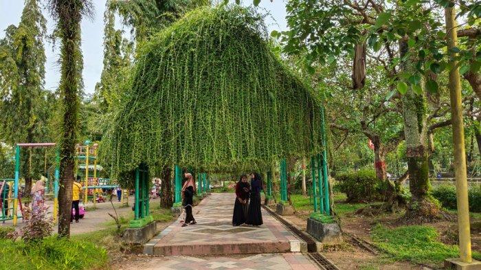 Asyiknya Bersantai di Wisata Kalsel Taman CBS Martapura, Destinasi Keluarga di Pusat KotaMartapura
