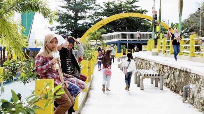 Masjid Darul Amin Taman Pasuk Kameloh akan Dilengkapi Menara yang Bisa Digunakan untuk ini