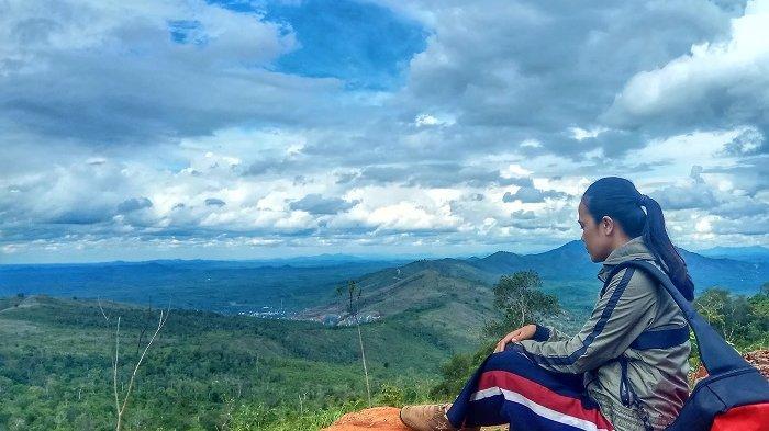 Sensasi Adrenalin Menuju Puncak Tahura Sultan Adam Mandiangin, Saksikan Jurang dan Jalur Berkelok