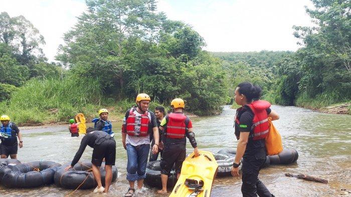 Pengelola Sediakan Paket Wisata Hemat, Sebelum Susur Sungai, Pengunjung Dibawa ke Danau Walet