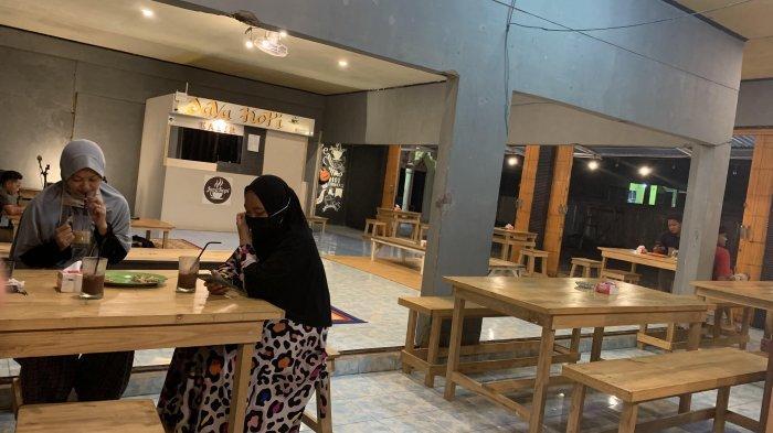 Wisata Kalsel, Pengunjung Java Kopi Jorong Selalu Taat Protokol Kesehatan