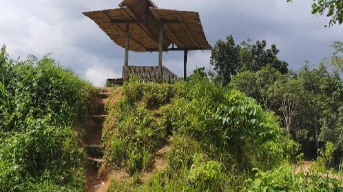 Wisata Kalsel Puncak Titian Musang di Hantakan HST, Kemping Lebih Asyik Mengintai Momen Sunrise - wisata-kalsel-puncak-titian-musang-desa-patikalain-hantakan-kabupaten-hst-kalsel-04.jpg