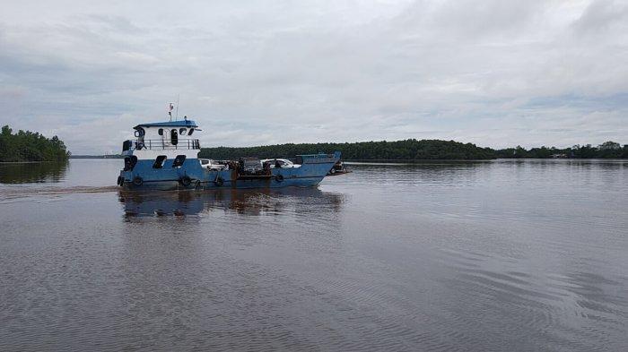 Wisata Kalteng, Sungai Kahayan Pulangpisau Pontensial Jadi Objek Wisata Sungai